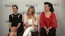 Sutton Foster and Cast of 'Younger' Talk New Roles, Working With Darren Star