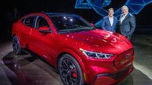 Ford lanza un Mustang movido a electricidad