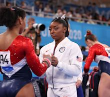 Piers Morgan asks if mental health is 'now the go-to excuse' following Simone Biles' exit from team competition
