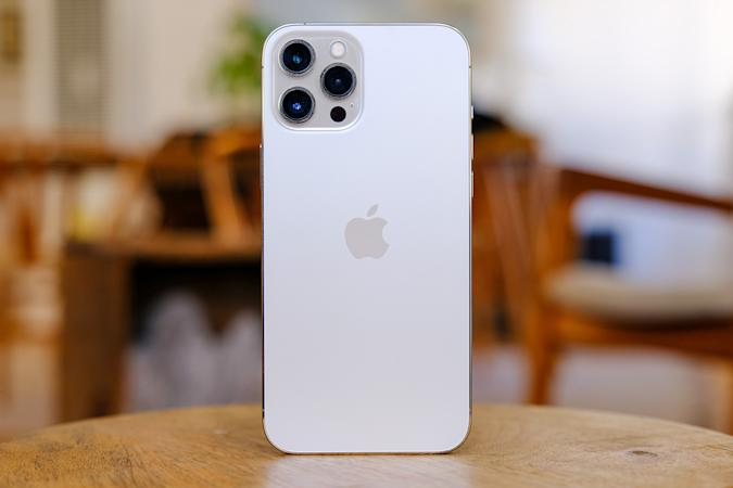 Apple iPhone 12 Pro Max back