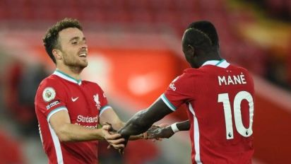 Diogo Jota completes comeback victory for Liverpool against spirited Sheffield United