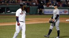 Hanley Ramirez hit by pitch early, but Yankees and Red Sox stay calm a day after brawl