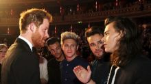 When Harry Met Harry: A Prince and a Pop Star Talk Hair