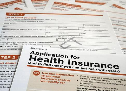 Sin Seguro Medico Y Con Bajos Ingresos Opciones De Obamacare
