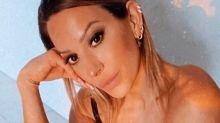 Noelia Marzol expuso a un usuario que le envió una foto íntima