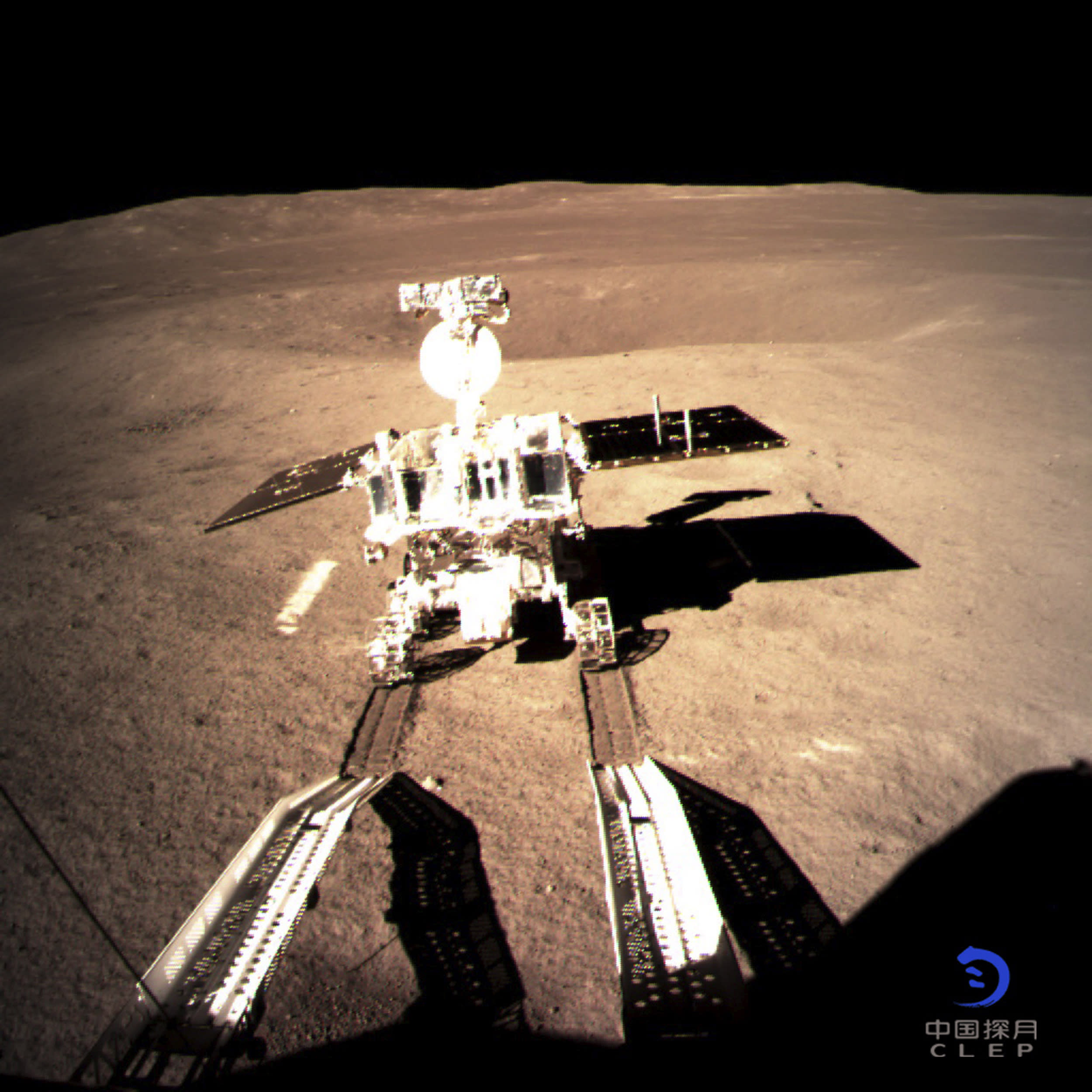 chinese moon rover - HD1280×1280