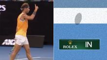 'Shouldn't be allowed': Nadal gets away with crucial call