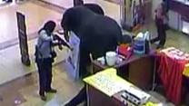 Raw: Graphic Video Shows Kenyan Mall Attack