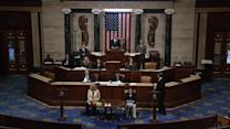 U.S. shutdown drags on, House votes to pay furloughed workers