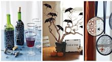 40 Spooktacularly Simple Halloween Crafts