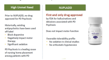 Acadia Pharma Moves Up on FDA Approval