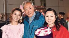 Chang Wing Chun popped the question to Helen Ng