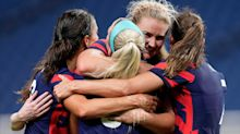 U.S. Women's National Team responds with rout of New Zealand