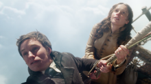 'The Aeronauts' trailer: Eddie Redmayne and Felicity Jones reunite for high-flying adventure