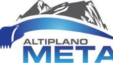 Altiplano Announces Proposed Private Placement