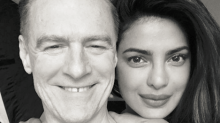 This recent pic of Priyanka Chopra and Bryan Adams is classic