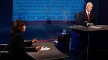 Présidentielle américaine: un débat ferme et posé entre Kamala Harris et Mike Pence
