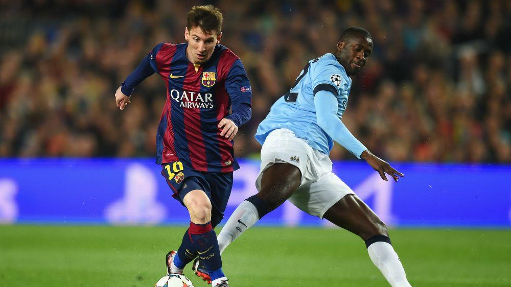 """""""O plano do City era ser como o Manchester United ou Barcelona"""", diz Touré"""