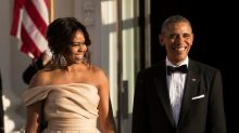 No one noticed that Barack Obama wore the same tux for eight years - and Michelle's not happy