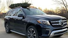 How to Tie a Christmas Tree to the Roof of Your Car