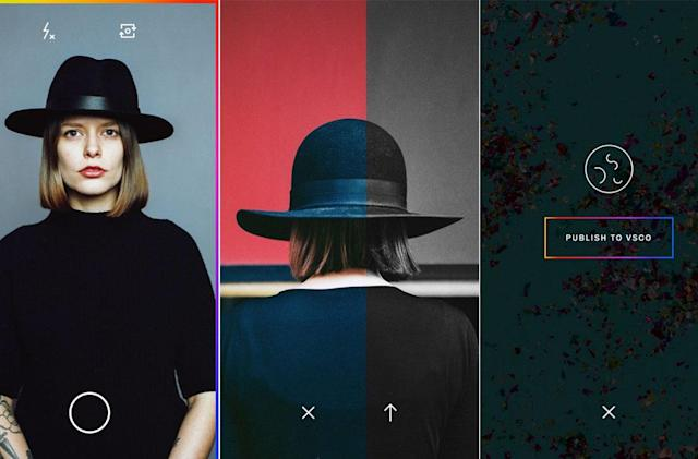The makers of VSCO Cam unveil an Instagram-like app for GIF making
