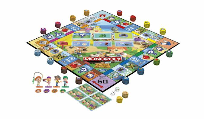 Monopoly Animal Crossing New Horizons Edition