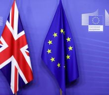 European Parliament gives initial backing to UK trade deal