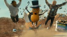 Watch out! Planters kills off Mr. Peanut in Super Bowl pregame ad