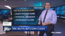 Forget bitcoin, this trader says now's the time to buy bi...