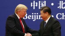 U.S.-China trade talks optimism lifts shares, oil gains