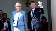 France's new First Lady ran in local elections when Emmanuel Macron was 11 years old