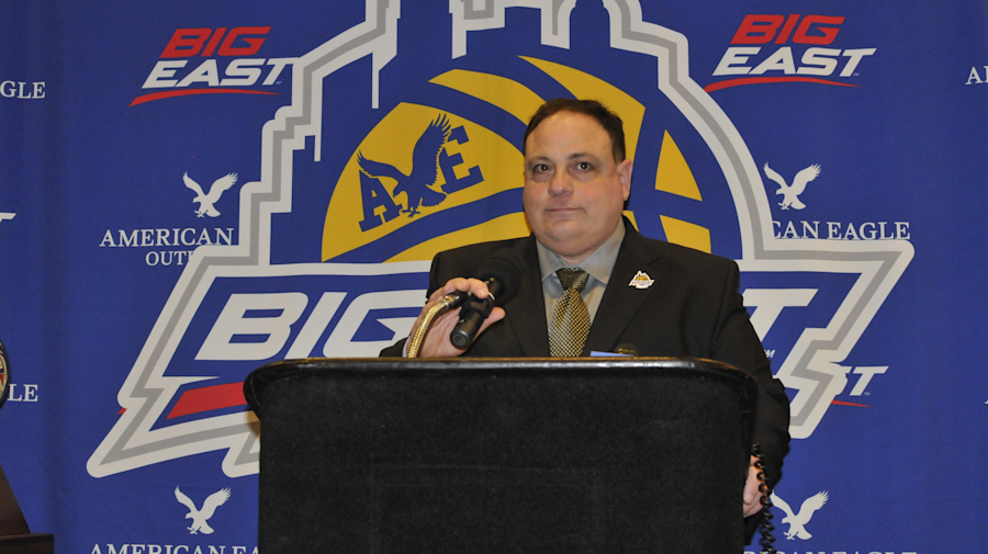 Big East collapse shouldn't be Marinatto's legacy