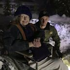 Deputy Trudges Through Snow to Rescue 94-Year-Old Woman Trapped in Cold, Dark Home