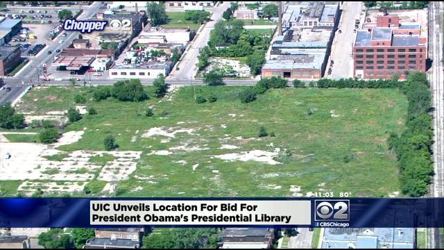 UIC Adds North Lawndale Site To Bid For Obama Library