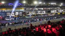 Supercars' Sydney night race back in 2020