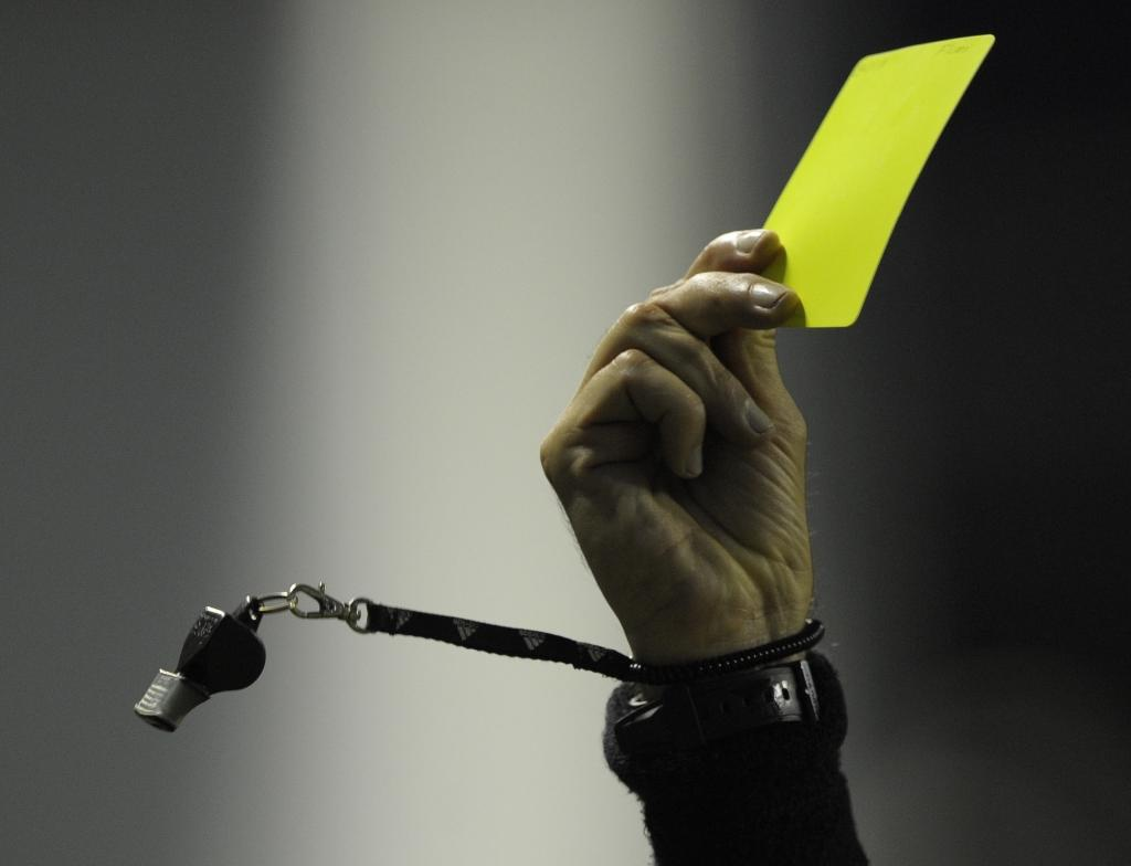 Hali Ibrahim Dincdag had been a referee in the Trabzon region in northern Turkey but had his licence revoked in 2009 after publicly coming out as gay (AFP Photo/Juan Mabromata)
