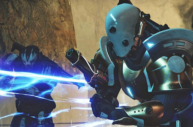 'Destiny 2' March update brings the thrill back to competitive play