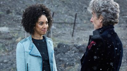 "Mackie teases ""hilarious"" Doctor Who Christmas special"