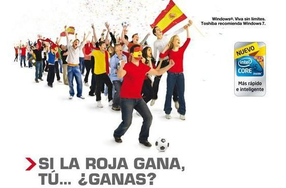 Toshiba reneges on promise of free laptops and TVs if Spain win World Cup