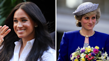 Meghan Markle wears Princess Diana's jewellery for Smart Works fashion launch