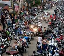 'It's literally impossible to stop': Sturgis, South Dakota, braces for hundreds of thousands of bikers to arrive for an event in the middle of a pandemic