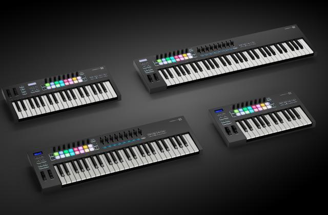 New Launchkey MK3 MIDI controllers add a powerful arpeggiator