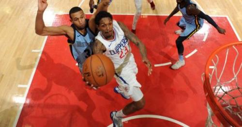 Basket - NBA - Les Clippers enchaînent contre Memphis, Phoenix vainqueur de justesse d'Atlanta