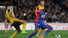 Sam Allardyce urges Wilfried Zaha not to make rash exit as Tottenham loiter