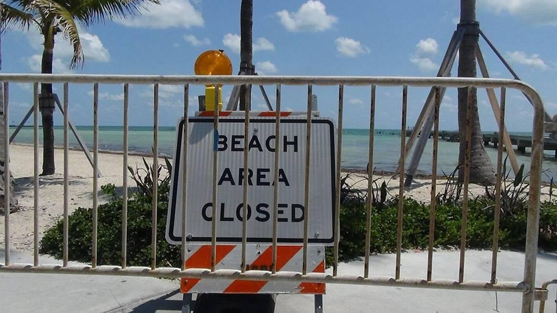 Can you visit Florida beaches for the 4th of July? It depends on how far you want to travel