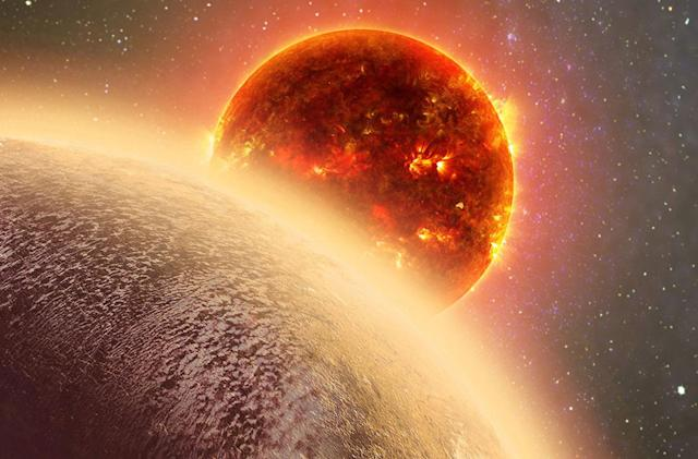 Close-by exoplanet may have an oxygen-rich atmosphere