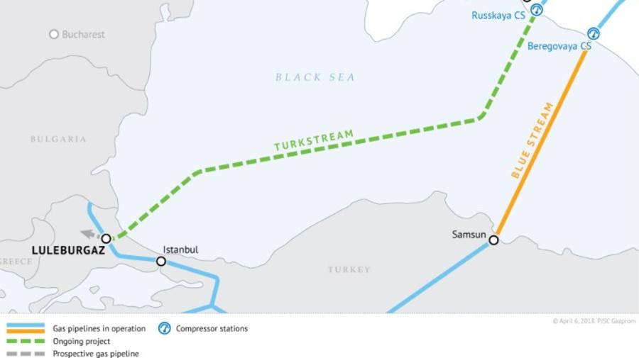 Russia Takes Major Leap In European Gas War