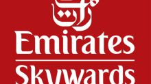 Chase Ultimate Rewards® Adds Largest International Airline's Loyalty Program as New Point Transfer Partner: Emirates airline's Emirates Skywards