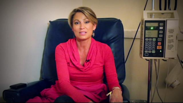 Amy Robach Shares Cancer Milestone