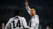 Cristiano Ronaldo, Blaise Matuidi n'a jamais vu ça
